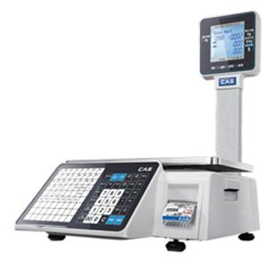 Торговые весы CL3000J с термопечатью этикеток