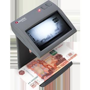 Cassida Primero — просмотровый детектор банкнот